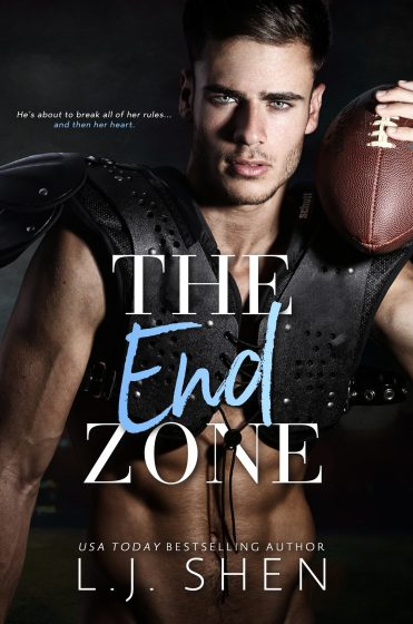 Cover Reveal: The End Zone by LJ Shen