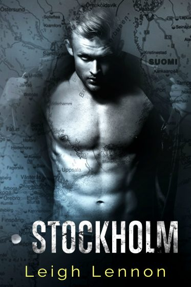 Cover Reveal & Giveaway: Stockholm by Leigh Lennon