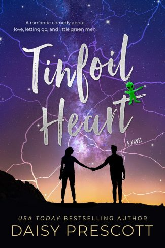 Cover Reveal: Tinfoil Heart by Daisy Prescott