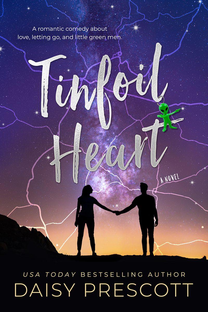 Cover Reveal: Tinfoil Heart by Daisy Prescott