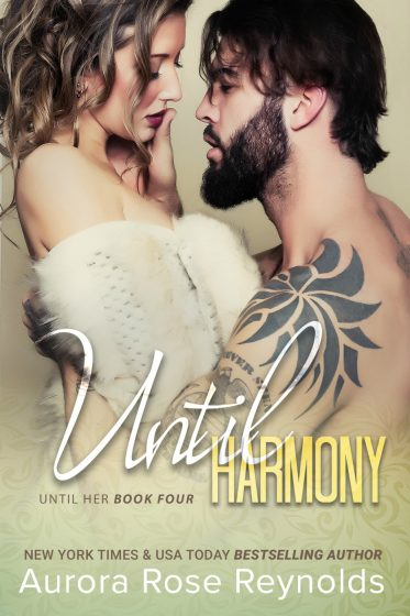 Release Day Blitz & Giveaway: Until Harmony (Until Her #4) by Aurora Rose Reynolds