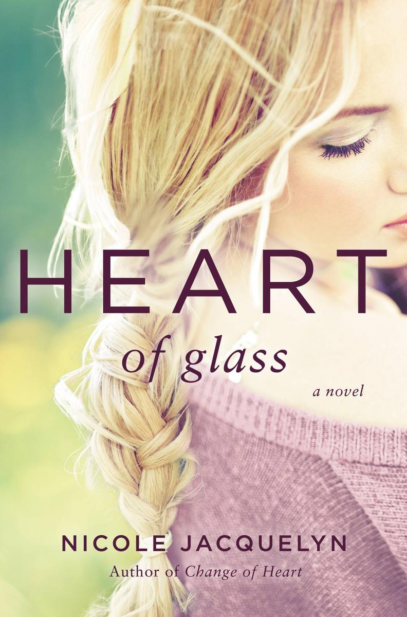 Cover Reveal: Heart of Glass (Fostering Love #3) by Nicole Jacquelyn