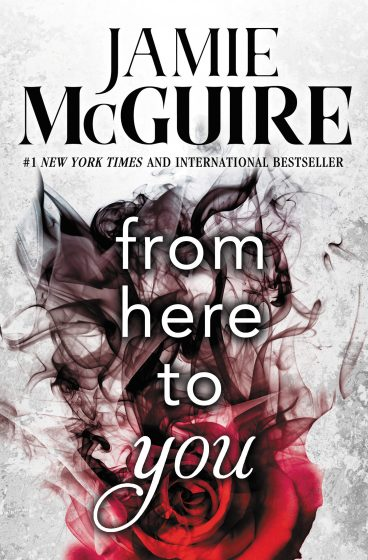 Cover Reveal: From Here to You (Crash and Burn #1) by Jamie McGuire