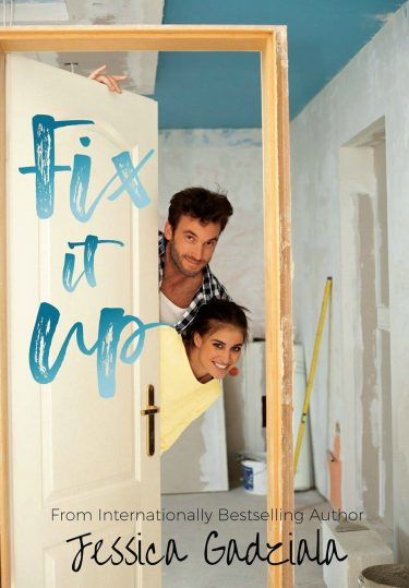 Cover Reveal: Fix It Up by Jessica Gadziala
