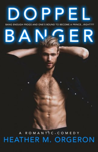 Cover Reveal: Doppelbanger by Heather M Orgeron