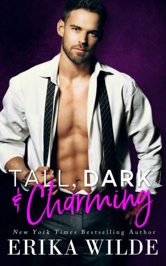 Cover Reveal: Tall, Dark and Charming by Erika Wilde
