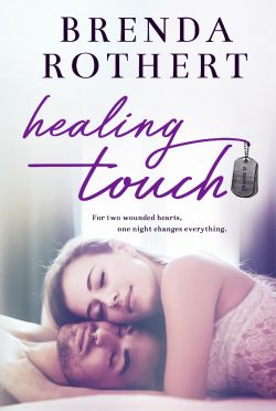 Cover Reveal: Healing Touch by Brenda Rothert