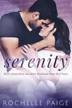 Cover Reveal: Serenity (Fortuity Duet #2) by Rochelle Paige