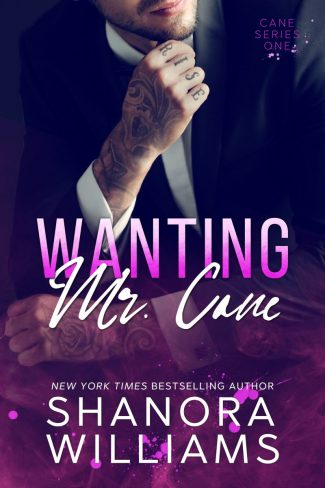 Cover Reveal: Wanting Mr. Cane by Shanora Williams