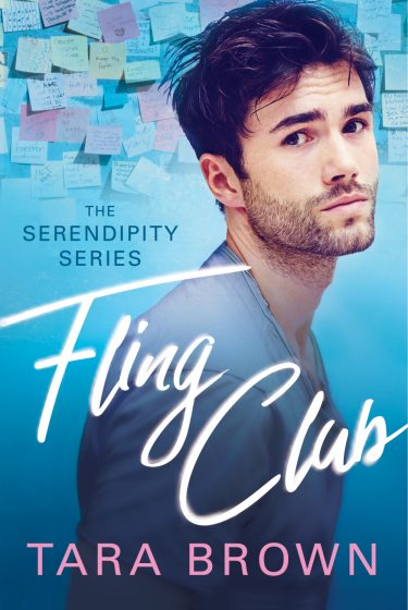 Cover Reveal: Fling Club (Serendipity #1) by Tara Brown