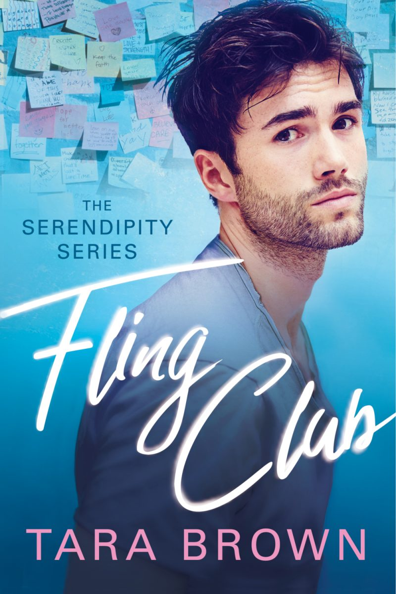 Cover Reveal: Fling Club (Serendipity #1) by Tara Brown
