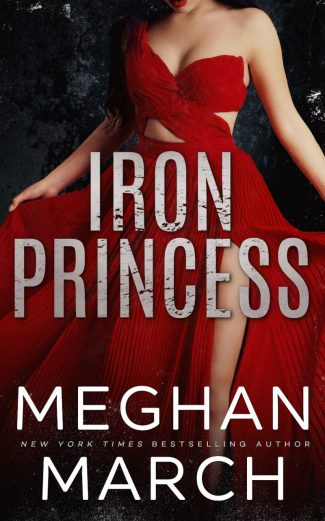 Release Day Blitz: Iron Princess (Savage Trilogy #2) by Meghan March
