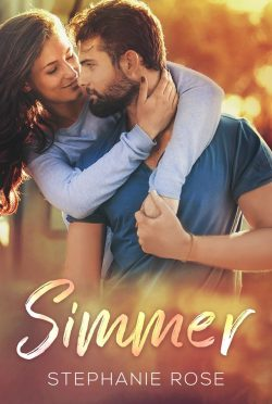 Cover Reveal: Simmer by Stephanie Rose