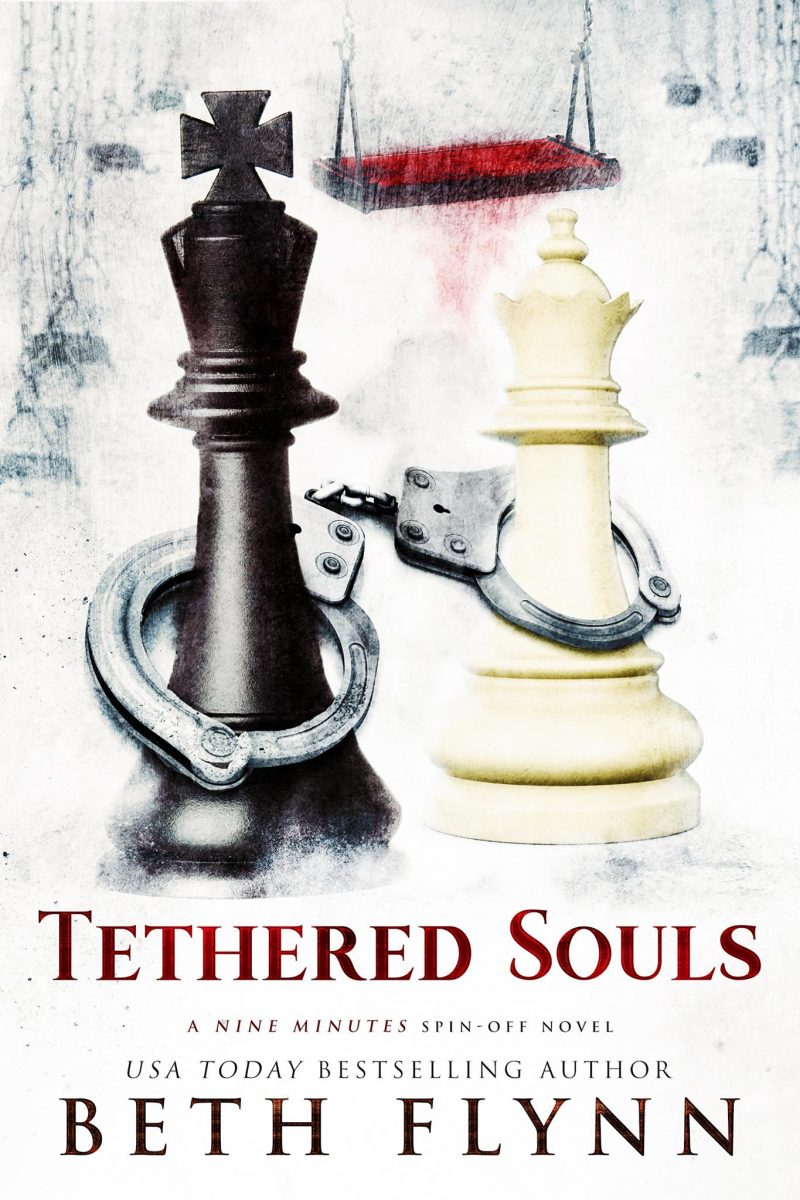 Cover Reveal: Tethered Souls by Beth Flynn