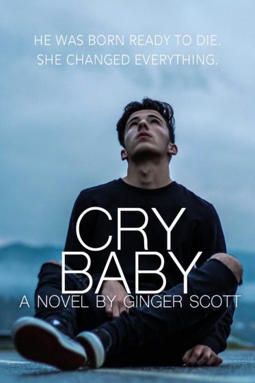Cover Reveal: Cry Baby by Ginger Scott