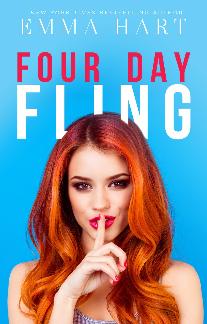 Cover Reveal: Four Day Fling by Emma Hart