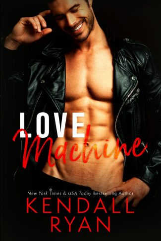 Cover Reveal: Love Machine by Kendall Ryan