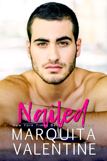 Cover Reveal: Nailed (Scored #3) by Marquita Valentine