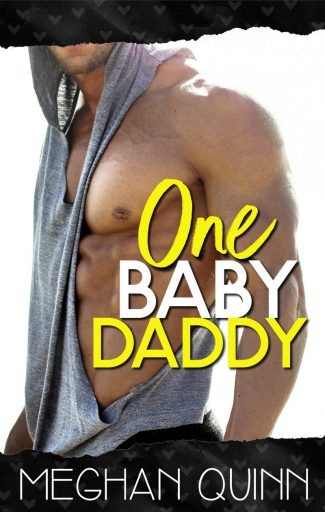 Cover Reveal: One Baby Daddy (Dating by Numbers #3) by Meghan Quinn