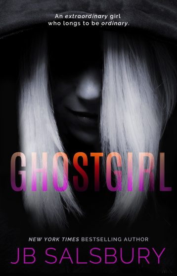 Cover Reveal: Ghostgirl by JB Salsbury