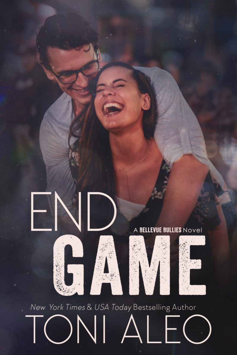 Cover Reveal: End Game (Bellevue Bullies #4) by Toni Aleo