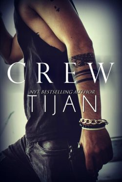 Cover Reveal: Crew by Tijan