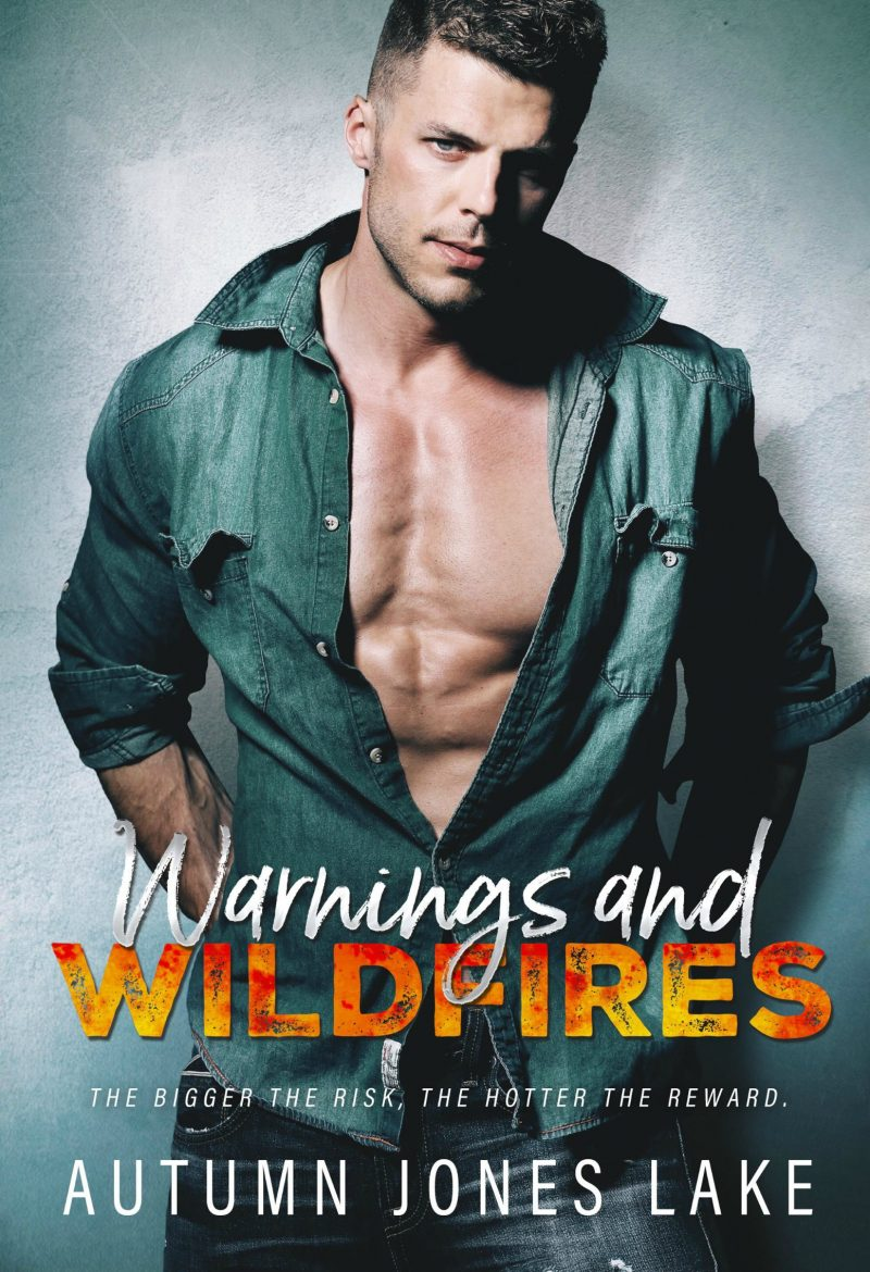 Cover Reveal: Warnings & Wildfires by Autumn Jones Lake