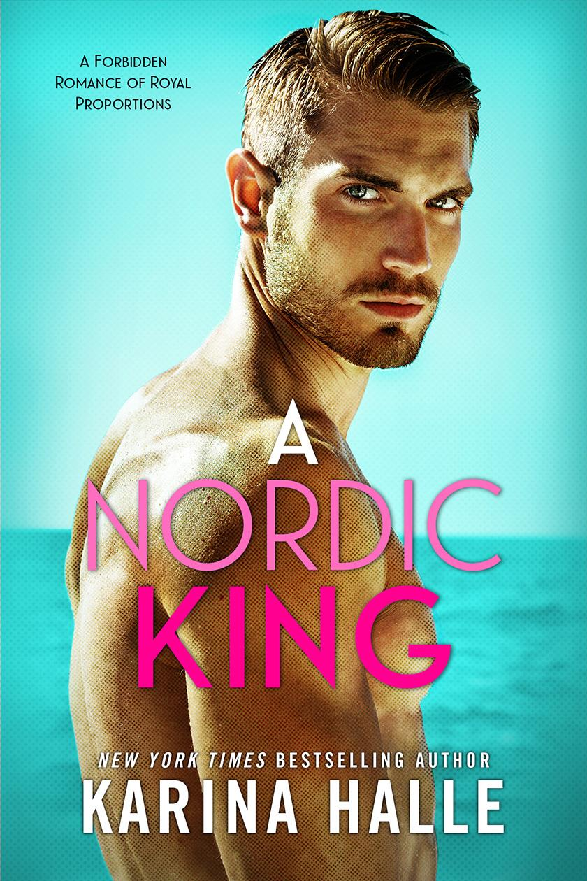 Cover Reveal: A Nordic King (Royal #3) by Karina Halle