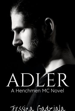 Release Day Blitz: Adler (The Henchmen MC #14) by Jessica Gadziala