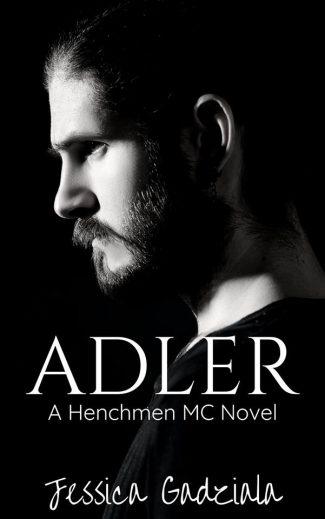 Release Day Blitz: Adler (The Henchmen MC #14) by Jessica Gadziala