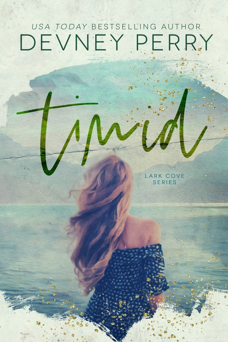 Cover Reveal: Timid (Lark Cove #2) by Devney Perry