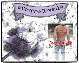 Cover Reveal: Decidedly With Mistletoe (By The Bay #4) by Stina Lindenblatt
