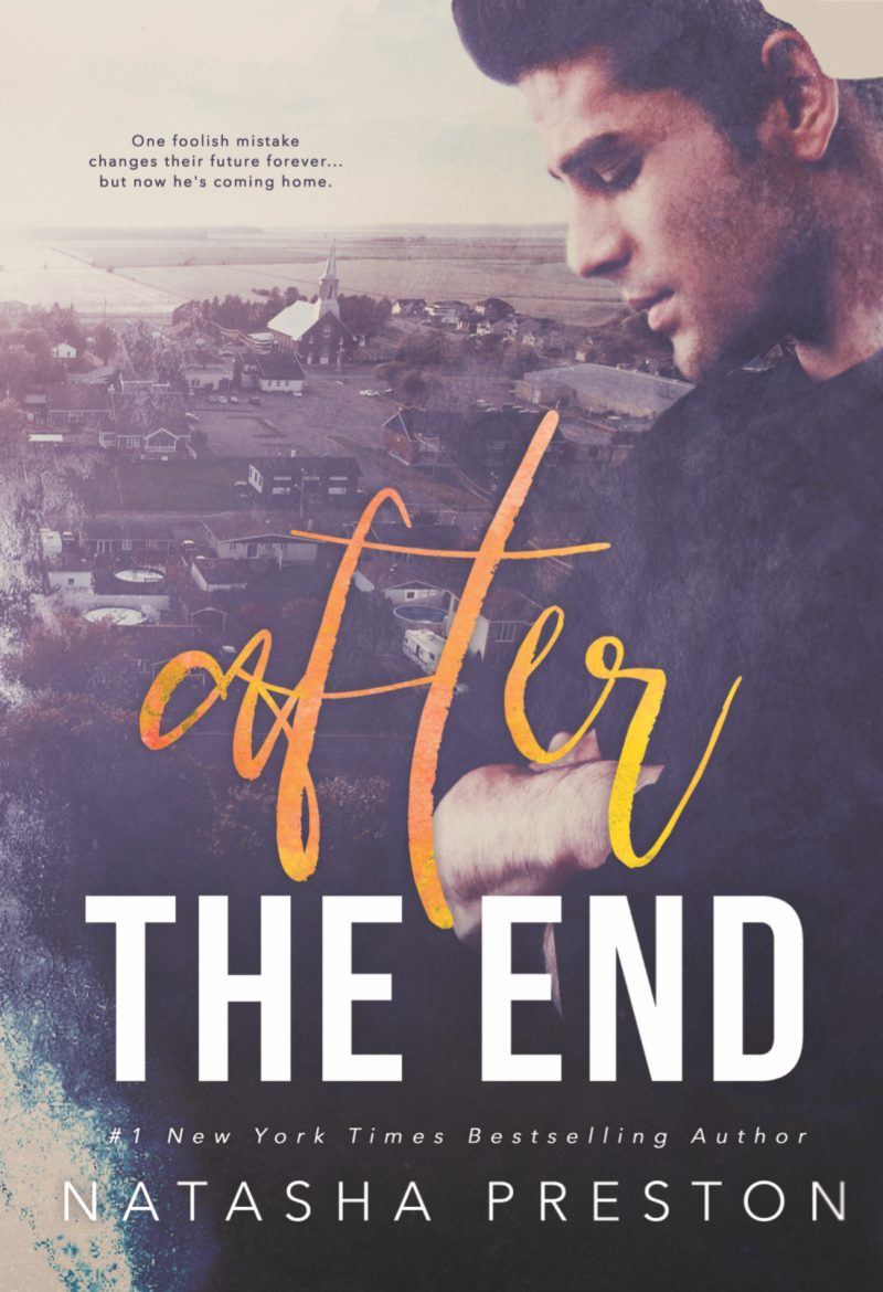 Cover Reveal: After the End by Natasha Preston