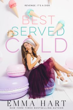 Cover Reveal: Best Served Cold by Emma Hart