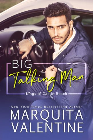 Release Day Blitz: Big Talking Man (Kings of Castle Beach #2) by Marquita Valentine