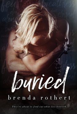 Cover Reveal: Buried by Brenda Rothert