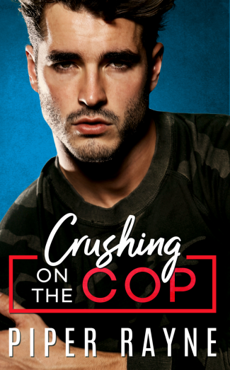 Cover Reveal: Crushing on the Cop (Blue Collar Brothers #2)