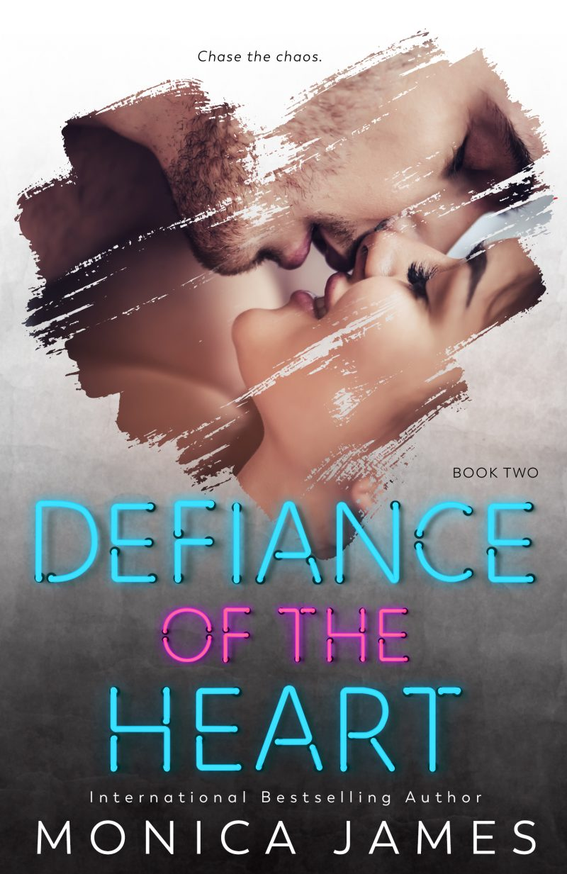 Cover Reveal: Defiance Of The Heart (Sins Of The Heart #2) by Monica James