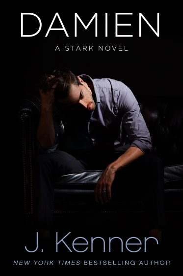 Cover Reveal: Damien (Stark Trilogy #6) by J Kenner