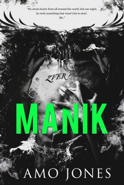 Cover Reveal: Manik by Amo Jones