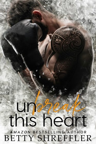Cover Reveal: Unbreak This Heart by Betty Shreffler