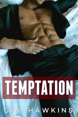 Cover Reveal: Temptation by JD Hawkins