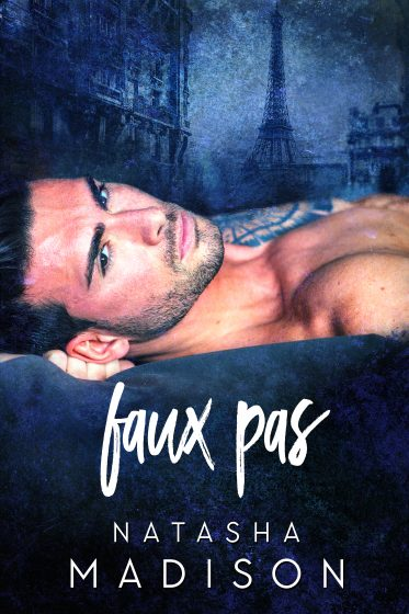 Cover Reveal: Faux Pas by Natasha Madison
