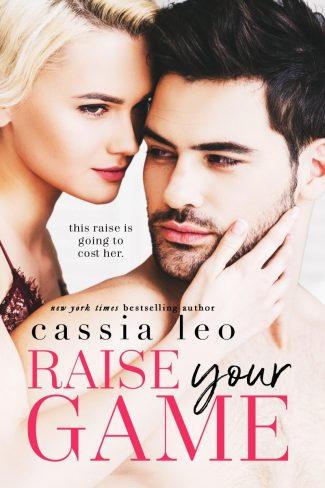 Cover Reveal: Raise Your Game by Cassia Leo