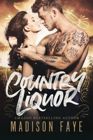 Cover Reveal: Country Liquor (Sugar County Boys #4) by Madison Faye