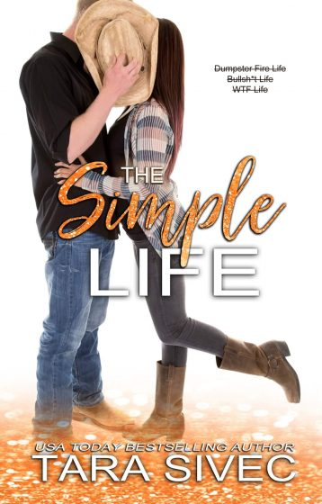 Cover Reveal: The Simple Life by Tara Sivec