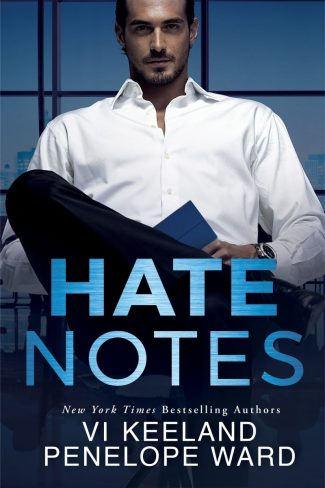 Cover Reveal: Hate Notes by Vi Keeland & Penelope Ward