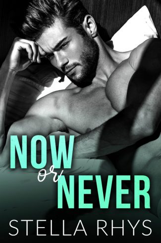 Cover Reveal: Now or Never (Irresistible #5) by Stella Rhys