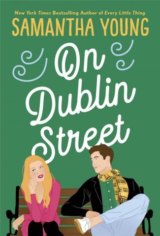 Cover Re-Reveal: On Dublin Street (On Dublin Street #1) by Samantha Young