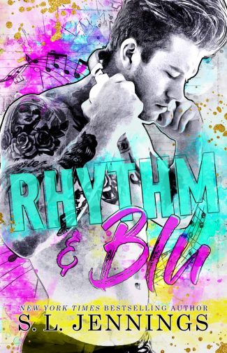 Cover Reveal: Rhythm & Blu by SL Jennings
